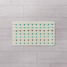 Коврик для ванной комнаты, 40*70 см, микрофибра, P29M470i12, IDDIS