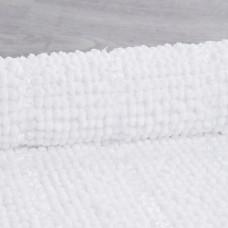 Коврик для ванной комнаты, 40*70 см, шенилл и синель, P35M470i12, IDDIS