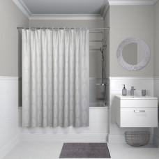 Штора для ванной комнаты, 200*180см, полиэстер, D02P218i11, IDDIS