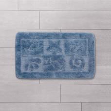 Коврик для ванной комнаты, 40*70 см, микрофибра, P14M470i12, IDDIS