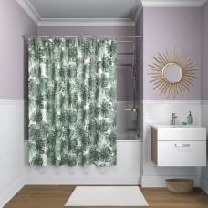 Штора для ванной комнаты, 200*180см, полиэстер, B13P218i11, IDDIS