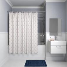 Штора для ванной комнаты, 200*180см, полиэстер, B46P218i11, IDDIS