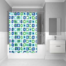 Штора для ванной комнаты, 180*180см, PEVA, P32PV11i11, IDDIS