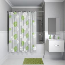 Штора для ванной комнаты, 180*180см, PEVA, P07PV11i11, IDDIS