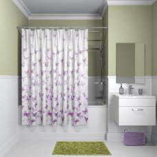 Штора для ванной комнаты, 180*180см, полиэстер, B01P118i11, IDDIS