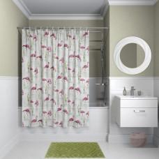 Штора для ванной комнаты, 180*180см, PEVA, P04PV11i11,  IDDIS