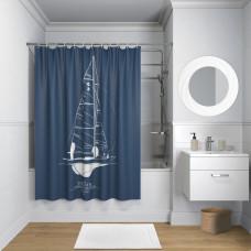 Штора для ванной комнаты, 200*180см, полиэстер, B32P218i11, IDDIS