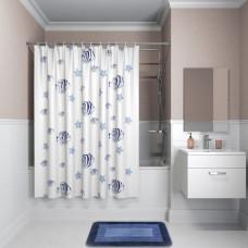 Штора для ванной комнаты, 200*180см, полиэстер, B47P218i11, IDDIS