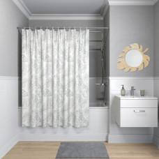 Штора для ванной комнаты, 200*180см, полиэстер, B48P218i11, IDDIS