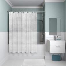 Штора для ванной комнаты, 180*180см, EVA, P13EV11i11, IDDIS
