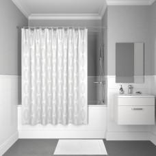 Штора для ванной комнаты, 200*180см, полиэстер, D15P218i11, IDDIS