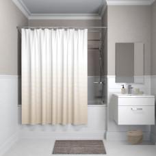 Штора для ванной комнаты, 200*180см, полиэстер, B02P218i11, IDDIS