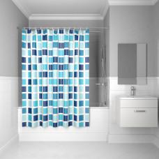 Штора для ванной комнаты, 200*180см, полиэстер, B63P218i11, IDDIS