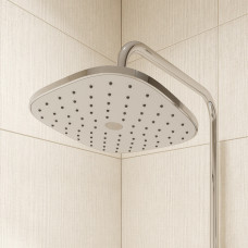 Смеситель для ванны с верхним душем, Sena, IDDIS, SENSB3Fi06