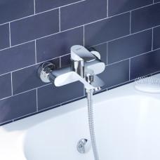 Смеситель для ванны, Cloud, IDDIS, CLOSB02i02WA