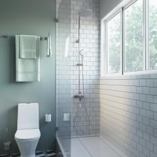 Смеситель для ванны с верхним душем, Edifice, IDDIS, EDISB3Fi06
