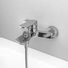 Смеситель для ванной, IDDIS PLANK, PLASB02i02WA