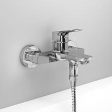 Смеситель для ванны, Spin, IDDIS, SPISB02i02WA