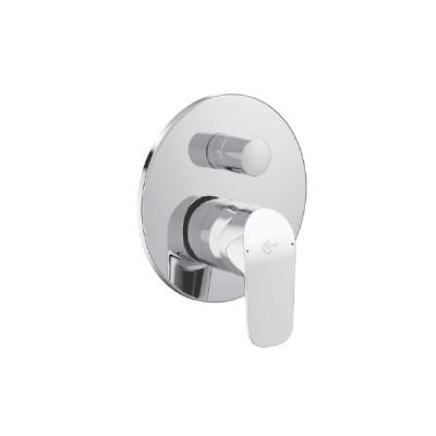 Смеситель для ванны с душем Ideal Standard Ceraflex A6758AA ,встройка в стену в комплекте с внутренним блоков