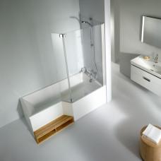 E6D005-00 ступенька BAIN-DOUCHE NEO (деревянная) для ванны 180 см