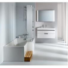 Акриловая ванна Jacob Delafon Bain-Douche Neo E6D000R-00, 160х90 (правая)