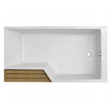Деревянные ступеньки Jacob Delafon Bain-Douche Neo E6D003-00 для ванны 170