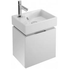 Мебель для рукомойника 39 см Jacob Delafon RYTHMIK Белый Блестящий Лак EB1036-G1C