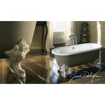 Ножки для ванны Jacob Delafon CLEO E4010N-00, цвет - белый