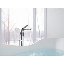 Напольный смеситель для ванны Jacob Delafon Avid E97367-CP (внешняя часть)