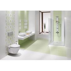 KALE STIL Унитаз подвесной безободковый в комплекте с сиденьем , 310200100006+310200700001