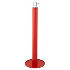 Keuco Universal 04957 530400 Дозатор дезинфицирующего средства отдельно стоящая модель, Цвет красный, хром
