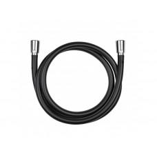 KLUDI SUPARAFLEX BLACK Душевой шланг G 1/2 x G 1/2 x 1600 мм 6107287-00