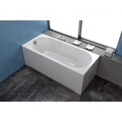 Акриловая ванна Kolpa San Tamia 160x70, с каркасом