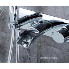 Смеситель Lemark Atlantiss LM3224C для ванны и душа, встраиваемый