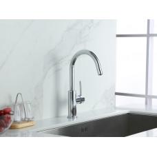 COMFORT Смеситель для кухни, с подключением к фильтру питьевой воды, хром LM3073C