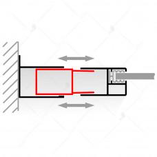 Добавочный профиль RGW A-05 хром .04270500-01