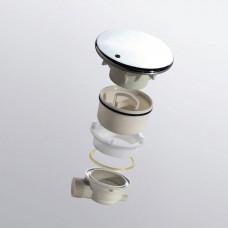 Сифон для душевых поддонов RGW Velplex QYD-01-chrome хром 90 мм     18241101-01