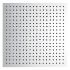 Верхний душ 3D квадратный RGW SP-82-25 хром, артикул 21148225-01