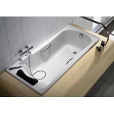 Ванна Roca BeCool 170x80 прямоугольная белая ZRU9302852