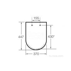 Крышка для чаши Roca Access 801230004