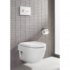 ПЭК Roca Meridian Pack 893104110 подвесной унитаз + инсталляция + кнопка + сиденье