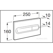 Клавиша для инсталляции Roca PL-1 890095000
