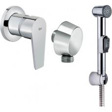 Гигиенический душ TEKA Mallorca 326176200 со смесителем, С ВНУТРЕННЕЙ ЧАСТЬЮ, хром