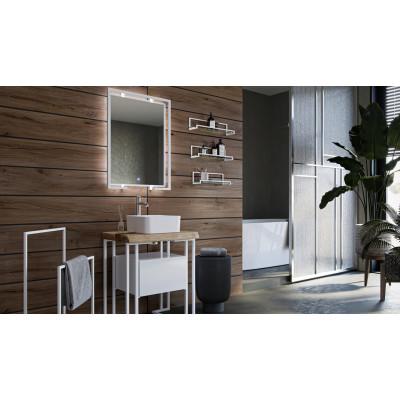 Комплект мебели  VELVEX GELOU 65, WHITE
